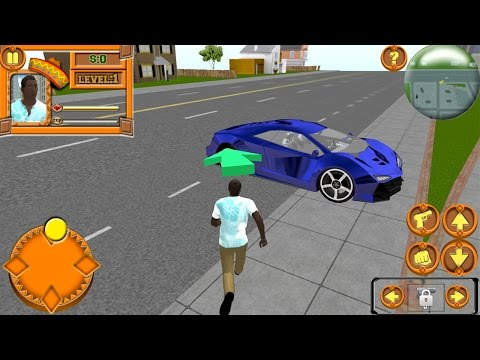 Hawaii Crime Simulator (by Good Thoughts Affect) Android Gameplay [HD]