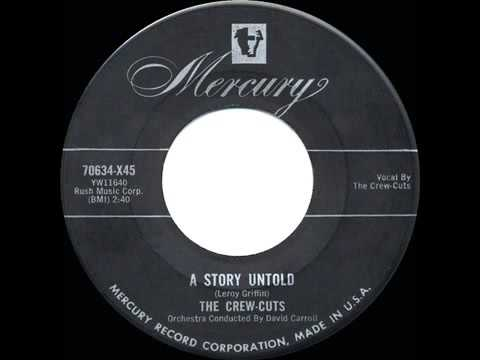 1955 HITS ARCHIVE  A Story Untold   Crew Cuts