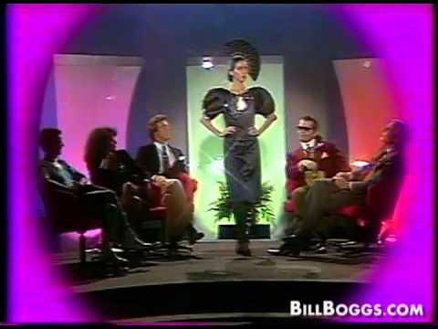 Karl Lagerfeld With John Weitz, Diane VonFurstenberg, Betsey Johnson Fashion Show With Bill Boggs