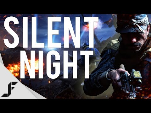 SILENT NIGHT - Battlefield 1 (New map Tomorrow + In the name of the Tsar)