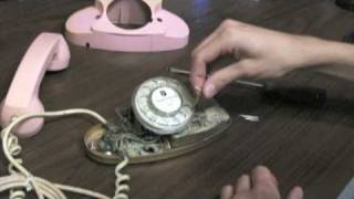 OldPhoneWorks: How to Insert a Princess Phone Dial Card