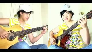 Giấc mơ Chapi   - Virginia Nguyễn Guitar Duet