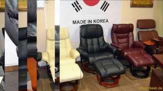Кресла-реклайнеры серии Relax(Удобные и мягкие кресла для дома с реклайнером и вращением, как нельзя лучше подойдут для отдыха и расслабл..., 2015-07-26T12:17:00.000Z)