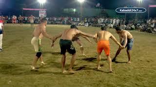 Ahar vs Mormajra Final Match at Fatehpur Ambala