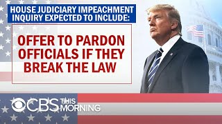 House to expand its impeachment inquiry against President Trump