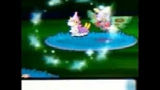 LIVE! Shiny Wurmple after 17,144 RE