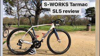 S-WORKS Tarmac SL5 Bike Review