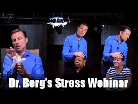 Dr. Berg's STRESS Webinar: Rid Stress & Sleep Like a Baby!