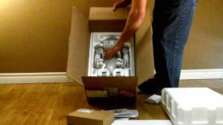 Nao Robot Unboxing