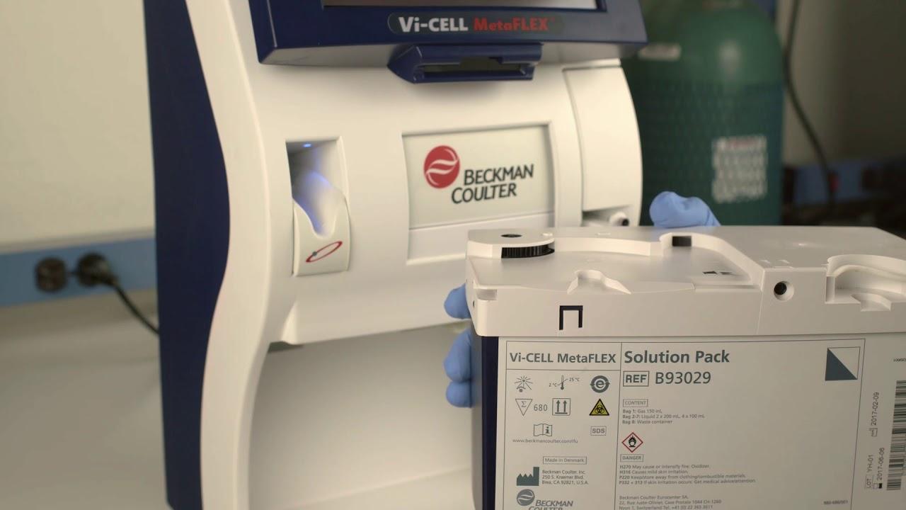Vi CELL MetaFLEX Metabolite Analyzer Replacing Solution Pack