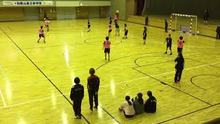 2019年春合宿 20分ゲーム vs奈良教