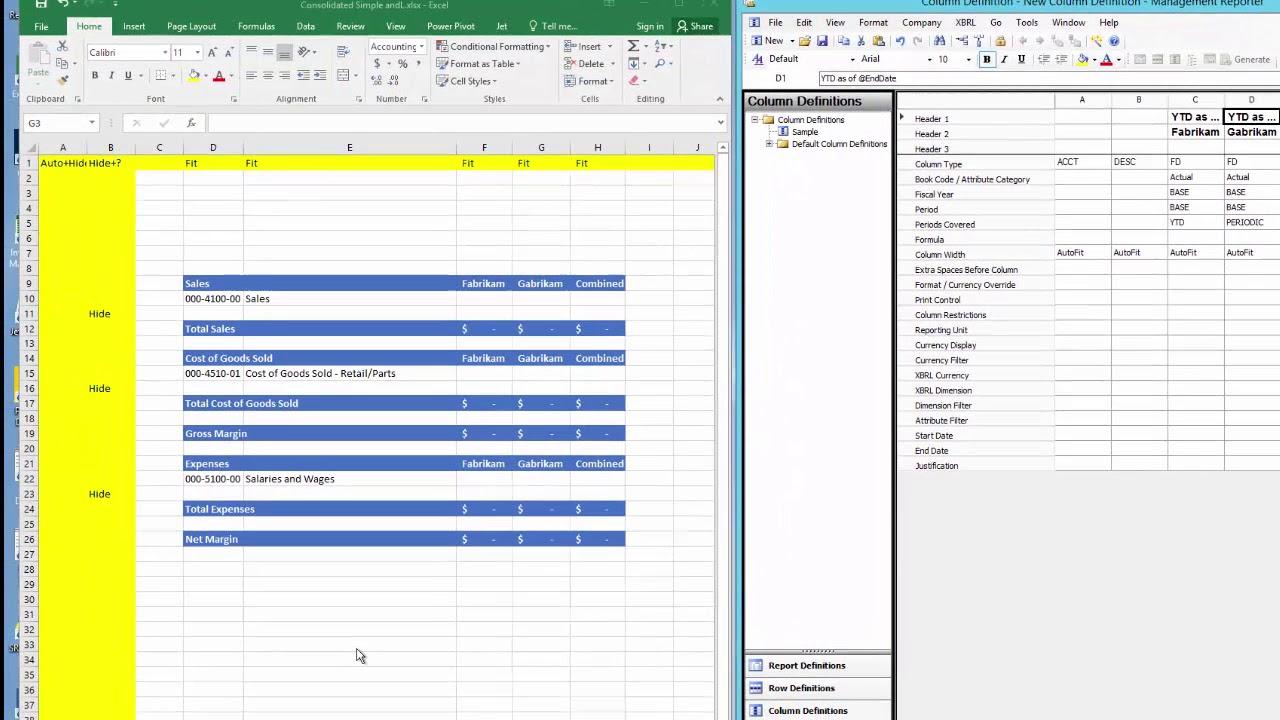 Building columns management reporter vs jet reports youtube building columns management reporter vs jet reports urtaz Image collections