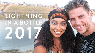 Lightning in a Bottle 2017!! SWIMMING AND DANCING AND FUN!