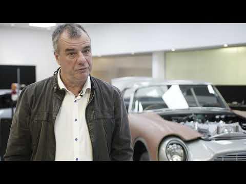 El nuevo Aston Martin va equipado con metralletas