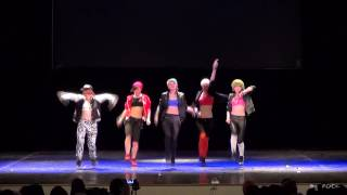 Repeat youtube video AniCon 2014 (05.07.2014) 1 ДЕНЬ - Global Icon - Beatles - dance cover by Reach The Sky