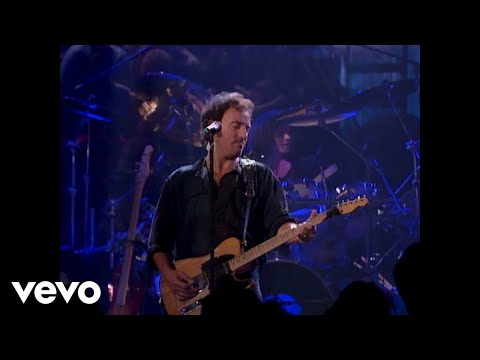 Bruce Springsteen - Living Proof (from In Concert/MTV Plugged)