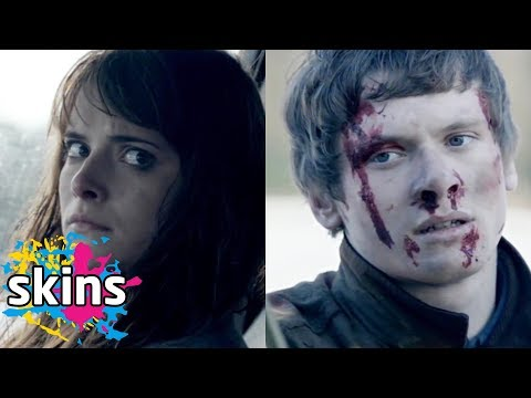 Cook Tells Charlie To Disappear - Skins Rise