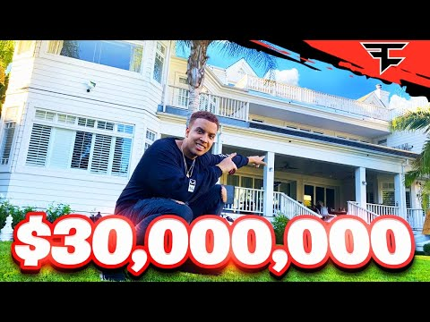 SWAGG Visits The FAZE HOUSE! ($30,000,000)