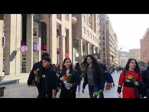 Ереван город мечты / 09.03.2020