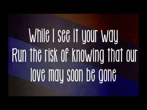Jonny Gray We Can Work it Out Lyrics