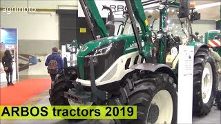 arbos tractors 2019