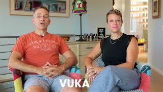 Vuka Sparkling Energy Drinks's Director onsite video ad