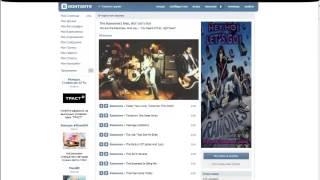 Сравнение групп про Ramones  в Вконтакте