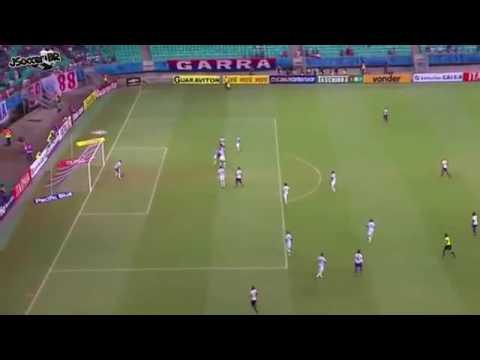 Gols:Bahia 2x1 Avai 14/05/16 brasileirao (serie b)