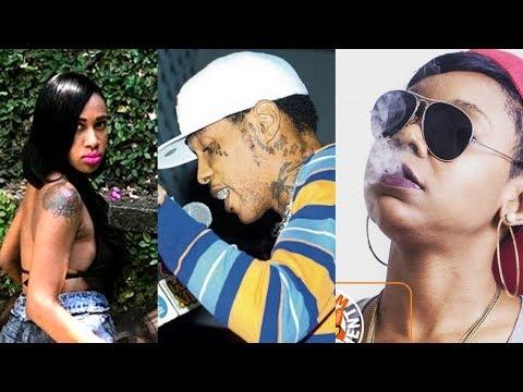 Gaza Fans Blast Vanessa Bling For Covering Tattoo Of Vybz Kartel | Clymaxx To Masicka Dem