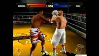 Mike Tyson Heavyweight Boxing Xbox Gameplay_2002_03_08