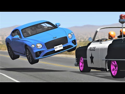 Will these Cars still Drive after Crashing? #104 - BeamNG Drive | CRASHdriven