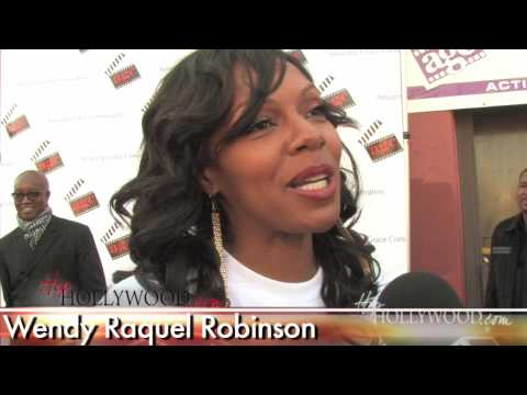 Wendy Raquel Robinson-NEW Amazing Grace Conservatory