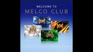 Dream Rewards is now MELCO CLUB!