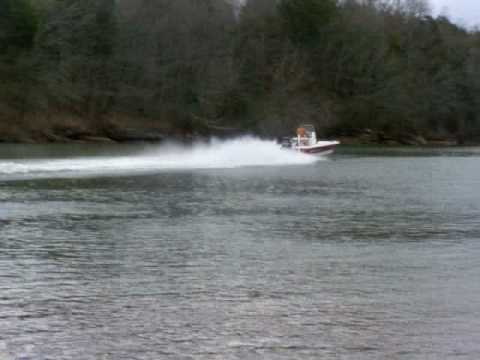Bay Stealth lake test http://shipshapetn.com/