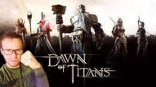 Dawn of Titans - Meglio di Clash Royale e Clash of Clans! GRATIS / FREE! - Gameplay ITA iOS Android