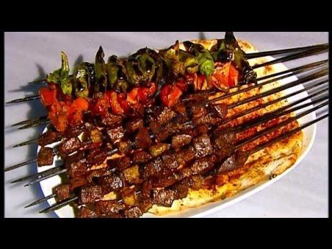 Ciğer Şiş Nasıl Yapılır - Kozan Ciğer şiş - Adana Yemekleri - Liver Shish Kebab