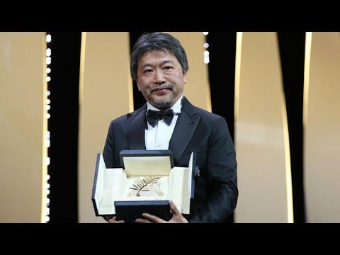 Cannes 2018 : le Japonais Kore-Eda remporte la Palme d'or