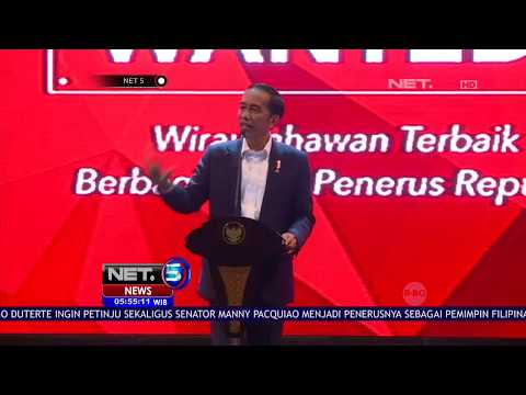 Presiden Jokowi Curhat Bisnis Meubelnya Terancam Tidak Diteruskan Anak Anaknya NET5