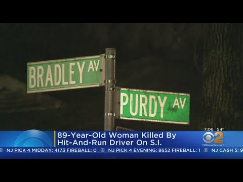 Deadly Staten Island Hit And Run