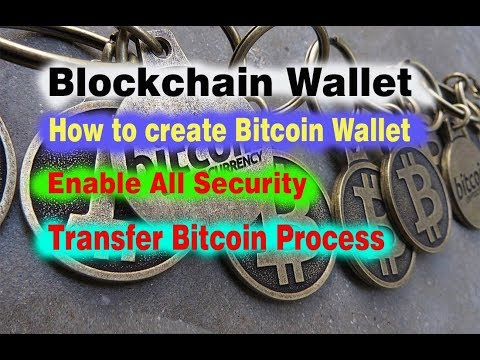 How to Create Blockchain Wallet 100% Secure & Safe, How to create Bitcoin Wallet in Hindi,
