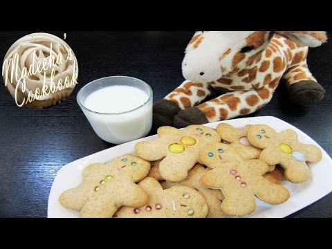 DIY: How To Make Ginger Bread Man In Easy Steps Without Molasses