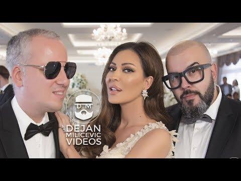 "Ceca i Sasa Matic - Making of the ""Lazov notorni"" Music Video"