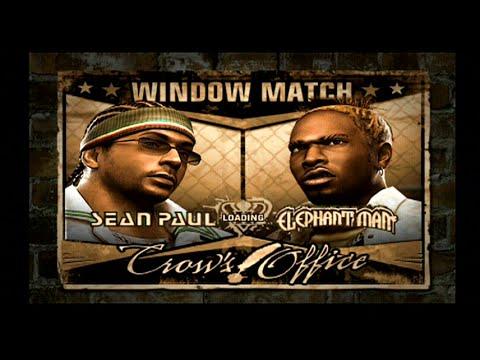 Def Jam Fight for NY - Sean Paul vs Elephant Man at Crow's Office