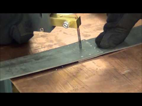 Steel Sheet Spot Welds With Pasp Youtube