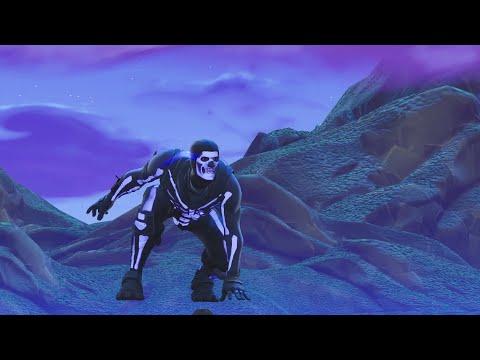 Icon Skull Kill Fortnite