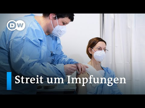 Impfpflicht für Pflegepersonal? | Corona Update