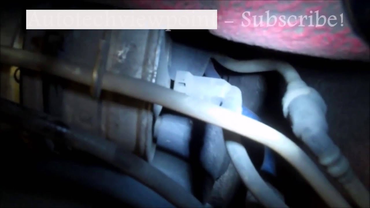 small resolution of fuel filter replacement vw golf 2000 2 0l install remove replace volkswagen