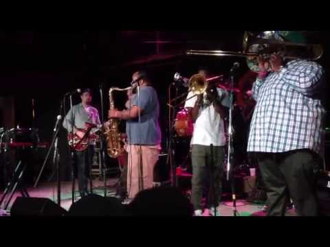 "The Soul Rebels ft Eric Krasno - ""Touch The Sky"""