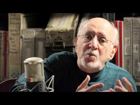 Peter Yarrow - Interview - 1/18/2016 - Paste Studios, New York, NY