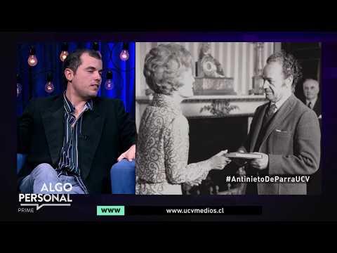 """""""Tololo"""" Ugarte y el complot de la CIA contra Nicanor Parra (Algo Personal)"""